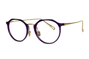 眼鏡鏡框-不鏽鋼複合框 9605-C2