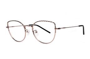 熱賣鏡框-嚴選高質感鈦眼鏡 H6611-C4