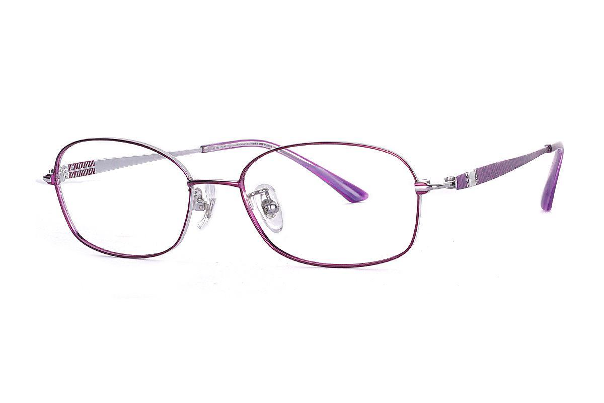 嚴選高質感鈦眼鏡 915-C6A1