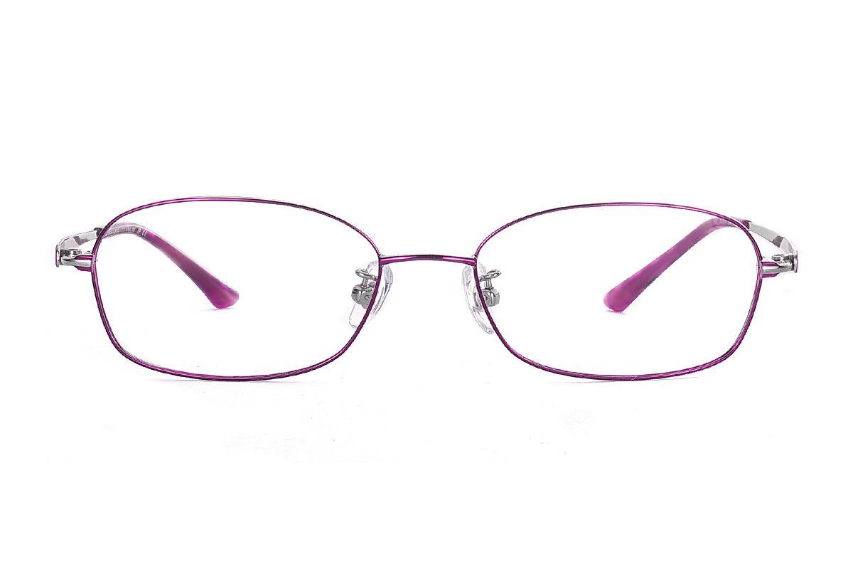 嚴選高質感鈦眼鏡 915-C6A2