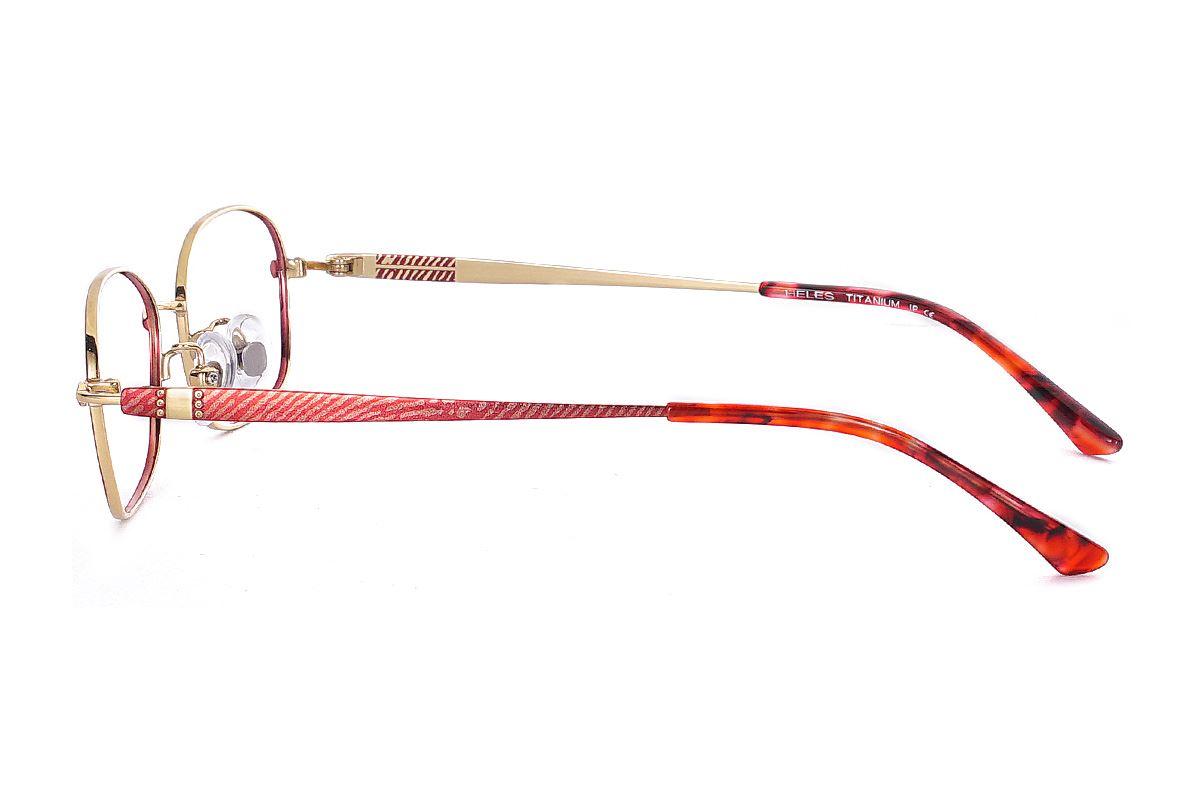 严选高质感钛眼镜 915-C43