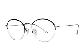 眼鏡鏡框-嚴選高質感鈦眼鏡 H6612-C7