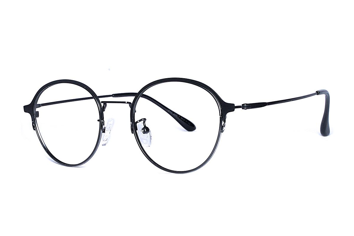 質感細圓框眼鏡 7915-C1 1