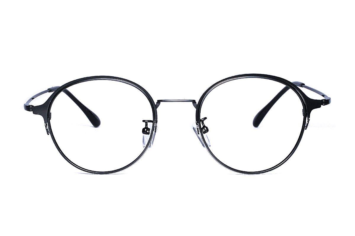 質感細圓框眼鏡 7915-C1 2