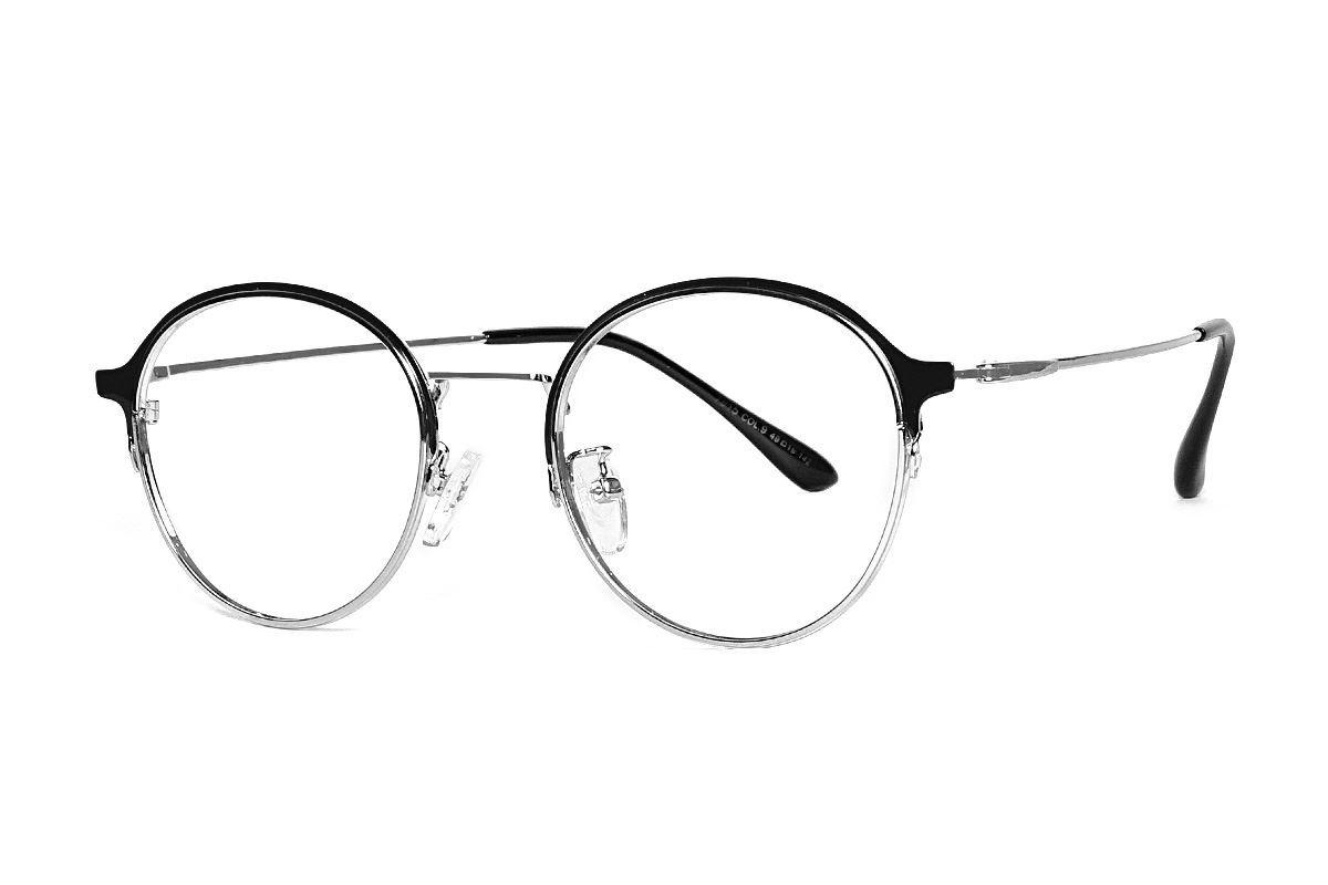质感细圆框眼镜 7915-C101