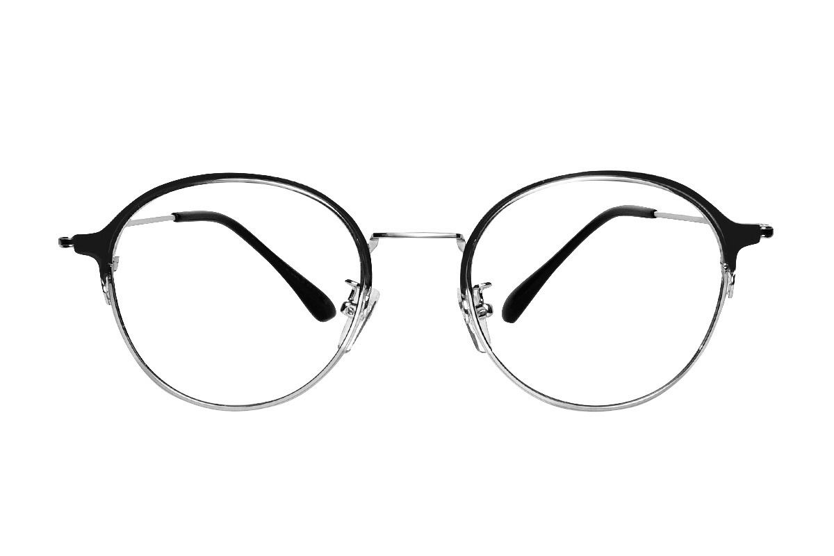 质感细圆框眼镜 7915-C102