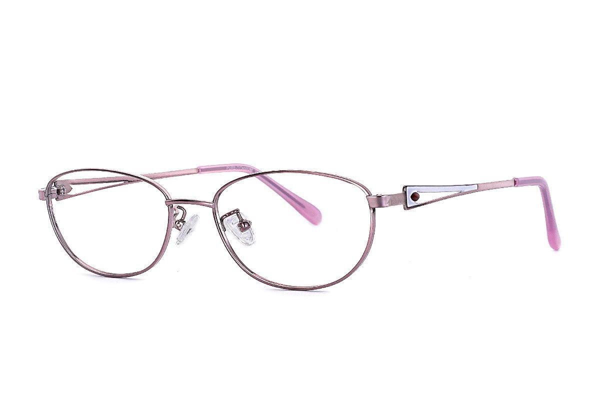 高质感纯钛淑女框 691-C61