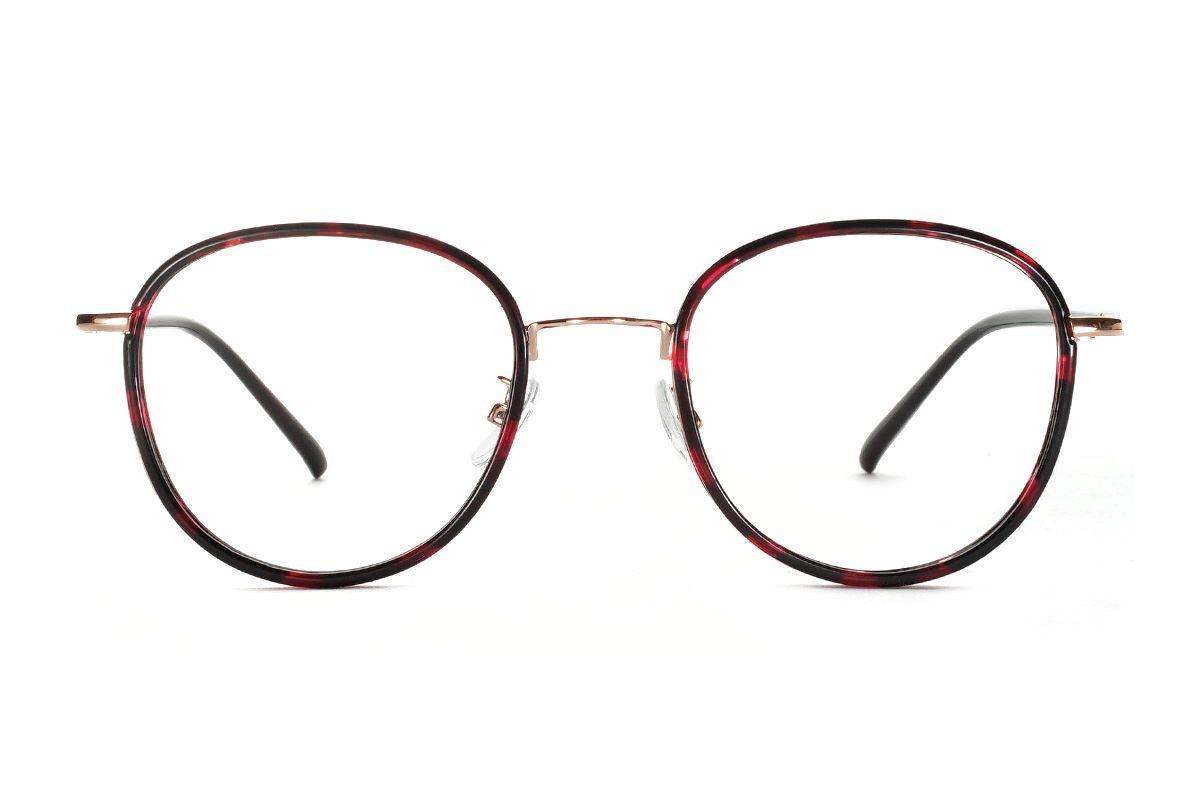 严选复古质感眼镜 FS6268-C22