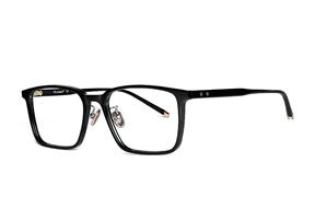 眼鏡鏡框-嚴選復古潮框 M5192-C1
