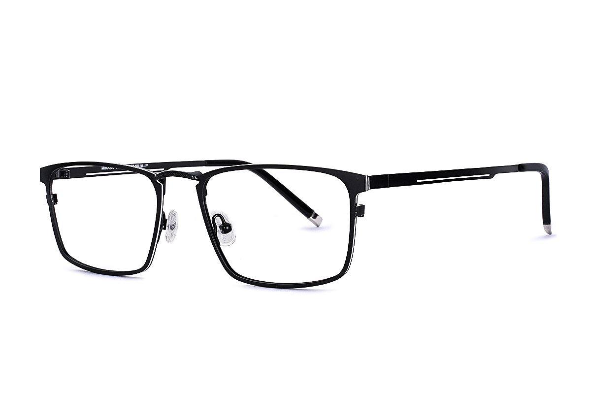 严选高质感纯钛眼镜 7005-10A1