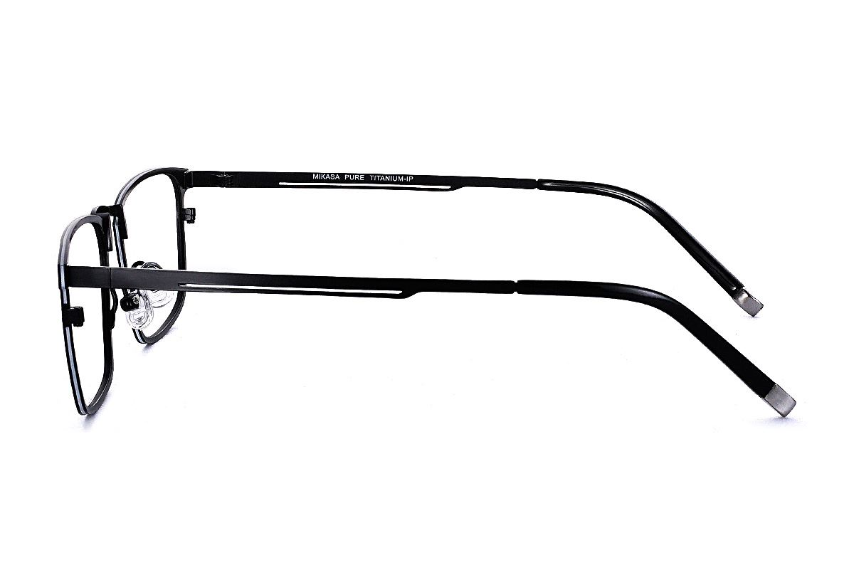 严选高质感纯钛眼镜 7005-10A3