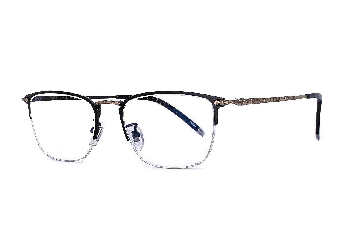 嚴選高質感純鈦眼鏡 M7040-C101