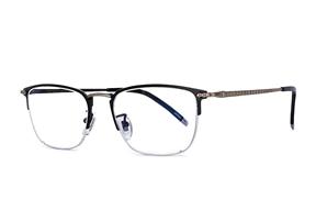 眼鏡鏡框-嚴選高質感純鈦眼鏡 M7040-C10