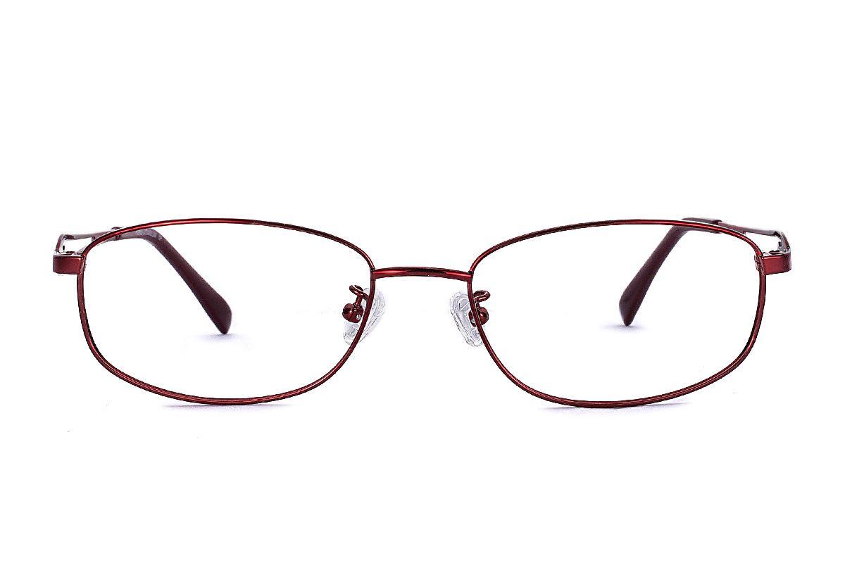 高质感纯钛淑女框 687-C52