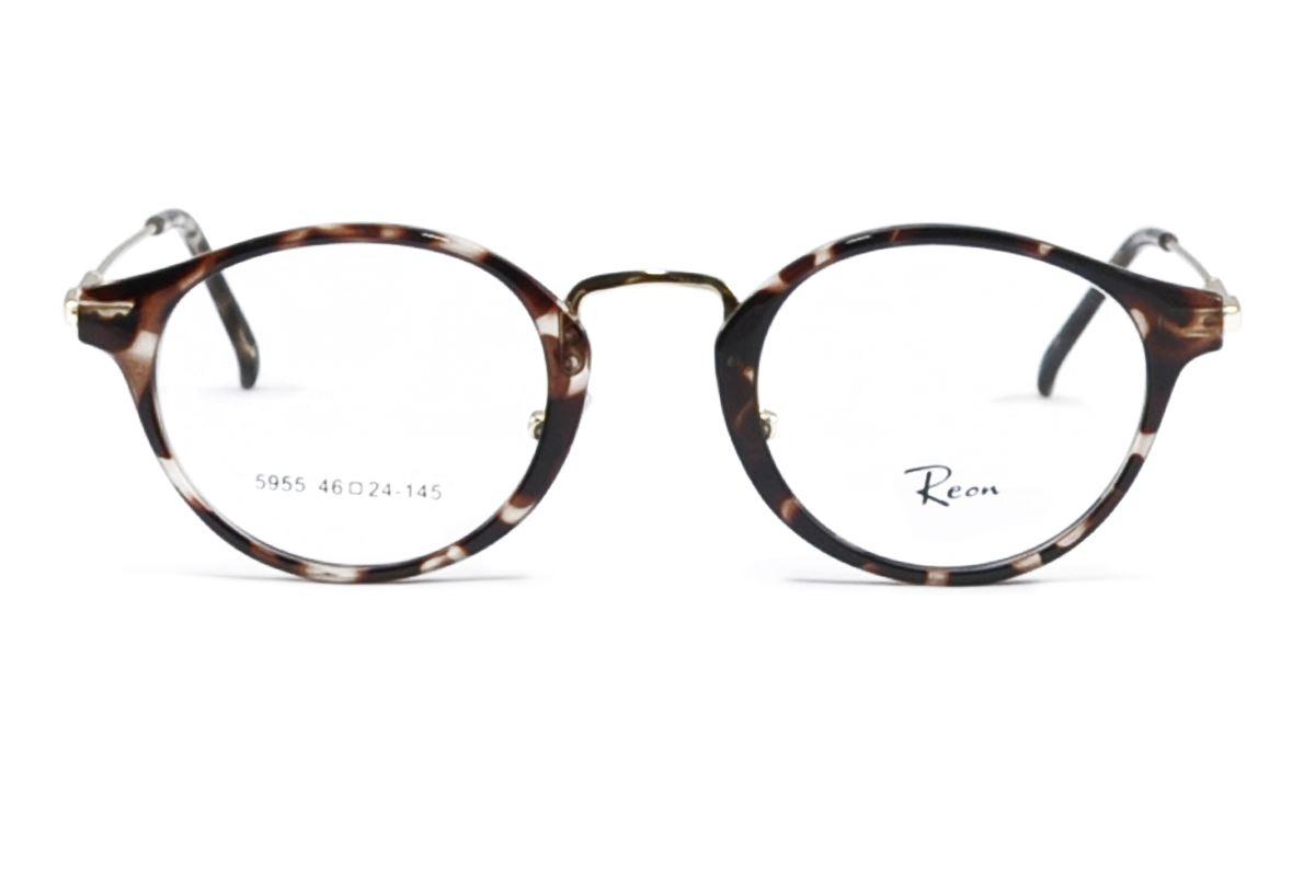嚴選復古細邊眼鏡 R5955-AM2