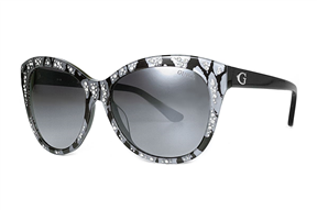 Sunglasses-Guess GU7437-05B