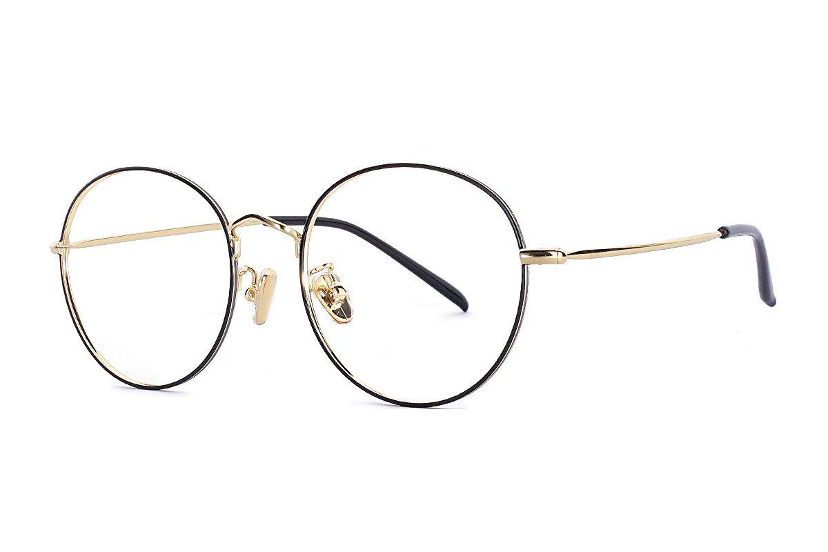 严选质感细框眼镜 FU180008-C111