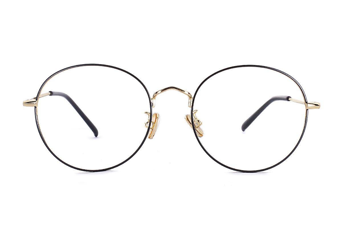 严选质感细框眼镜 FU180008-C112
