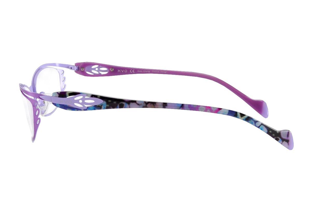 嚴選造型眼鏡框 XVOF1044/O-PU3
