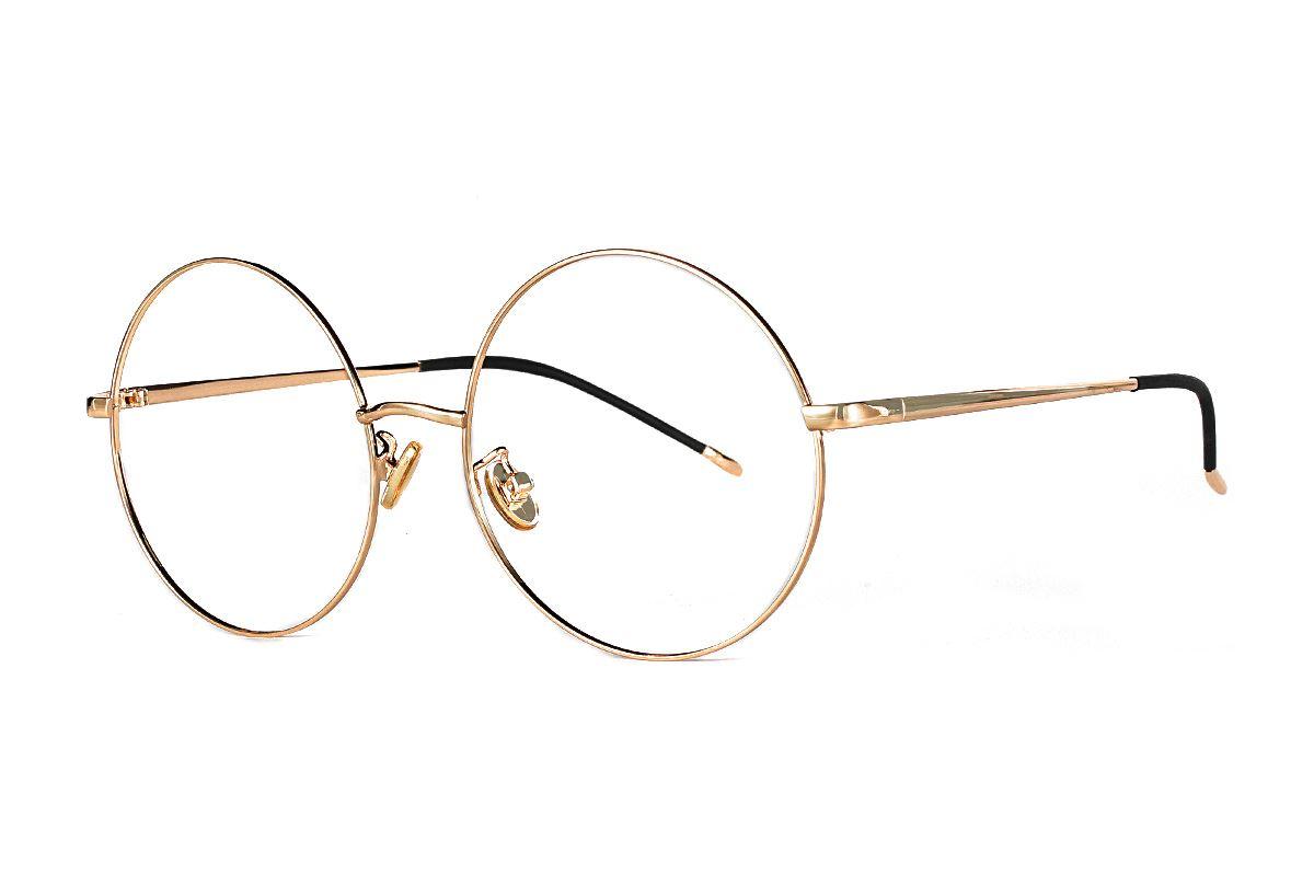 严选细框眼镜 3078-C61