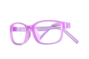 眼镜镜框-严选儿童全硅胶眼镜 F21822-24A