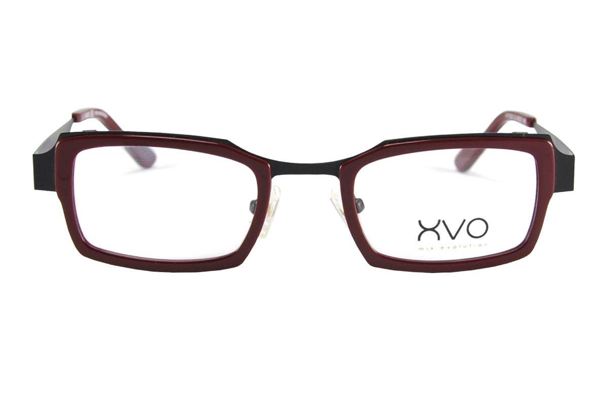 嚴選造型眼鏡框 XVOF1012/O-RE2