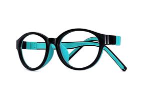 眼鏡鏡框-嚴選兒童全矽膠眼鏡 F21805-60