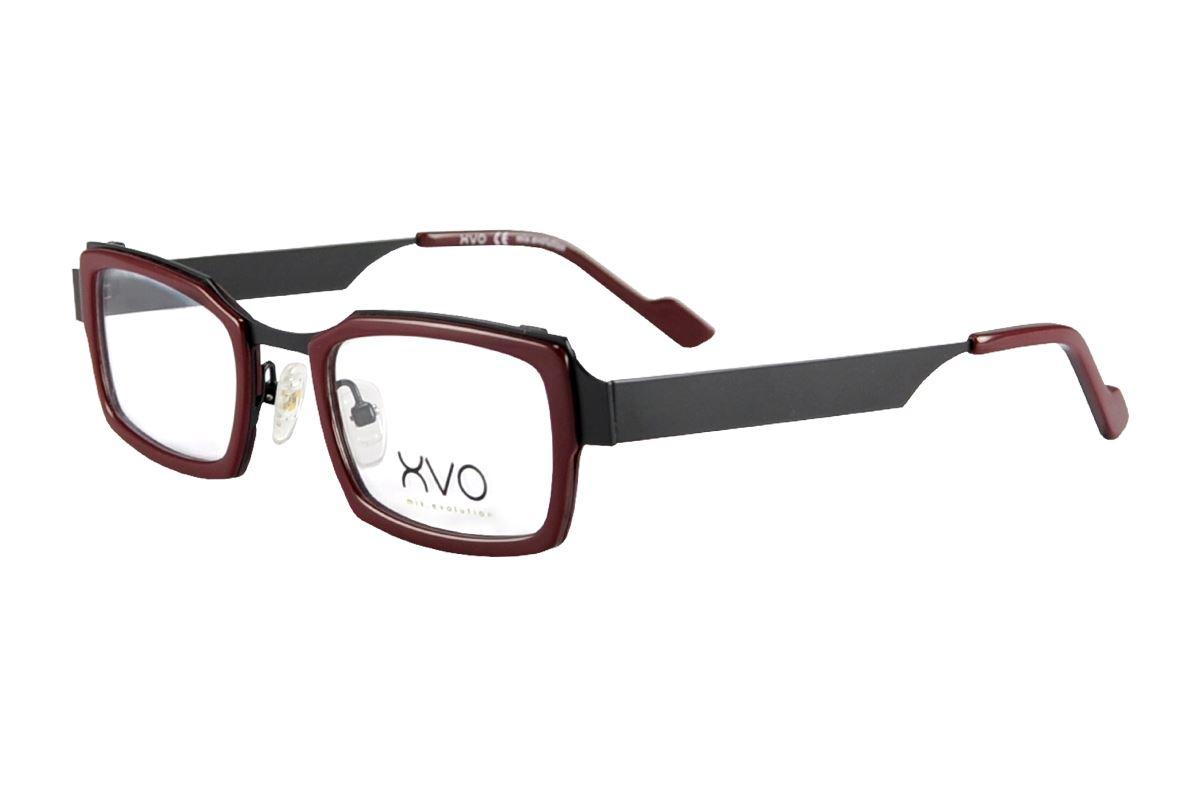嚴選造型眼鏡框 XVOF1012/O-RE1