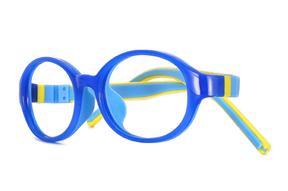 眼鏡鏡框-嚴選兒童全矽膠眼鏡 F21818-54