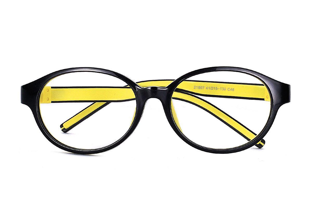 嚴選兒童全矽膠眼鏡 F21807-482