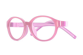 眼鏡鏡框-嚴選兒童全矽膠眼鏡 F21807-39