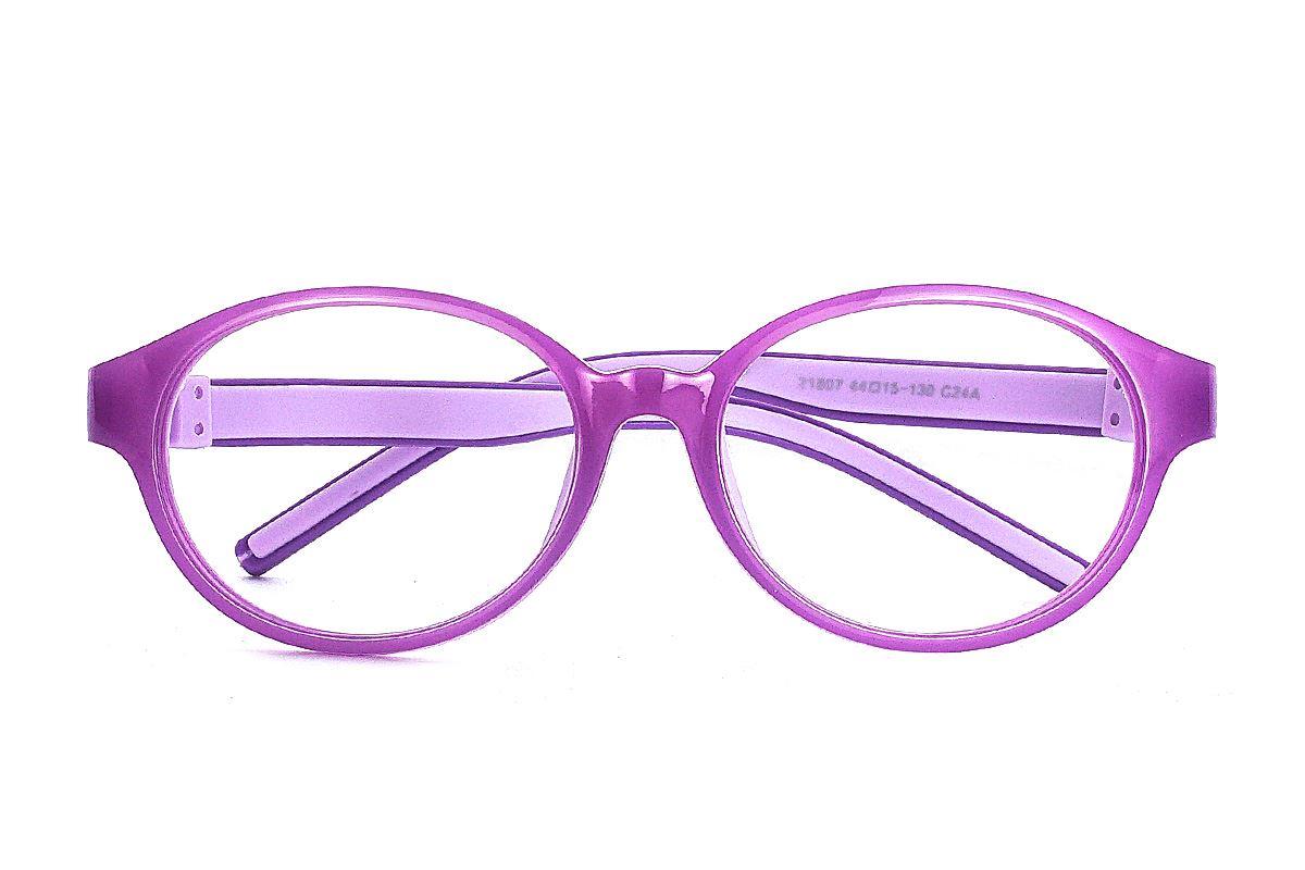 嚴選兒童全矽膠眼鏡 F21807-242