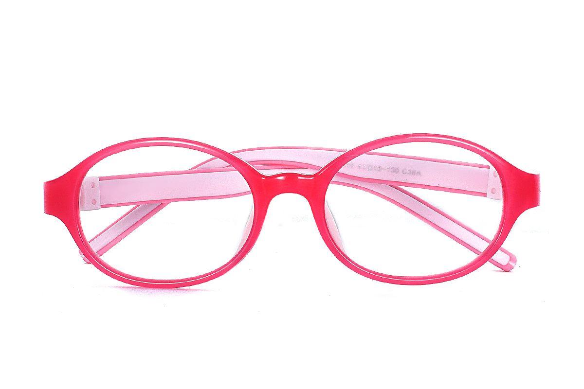 嚴選兒童全矽膠眼鏡 F21805-382