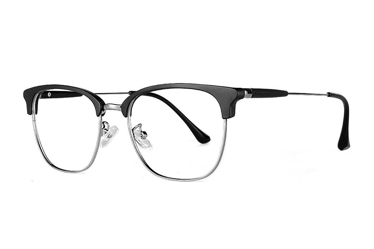 眉架質感眼鏡 11005-C31