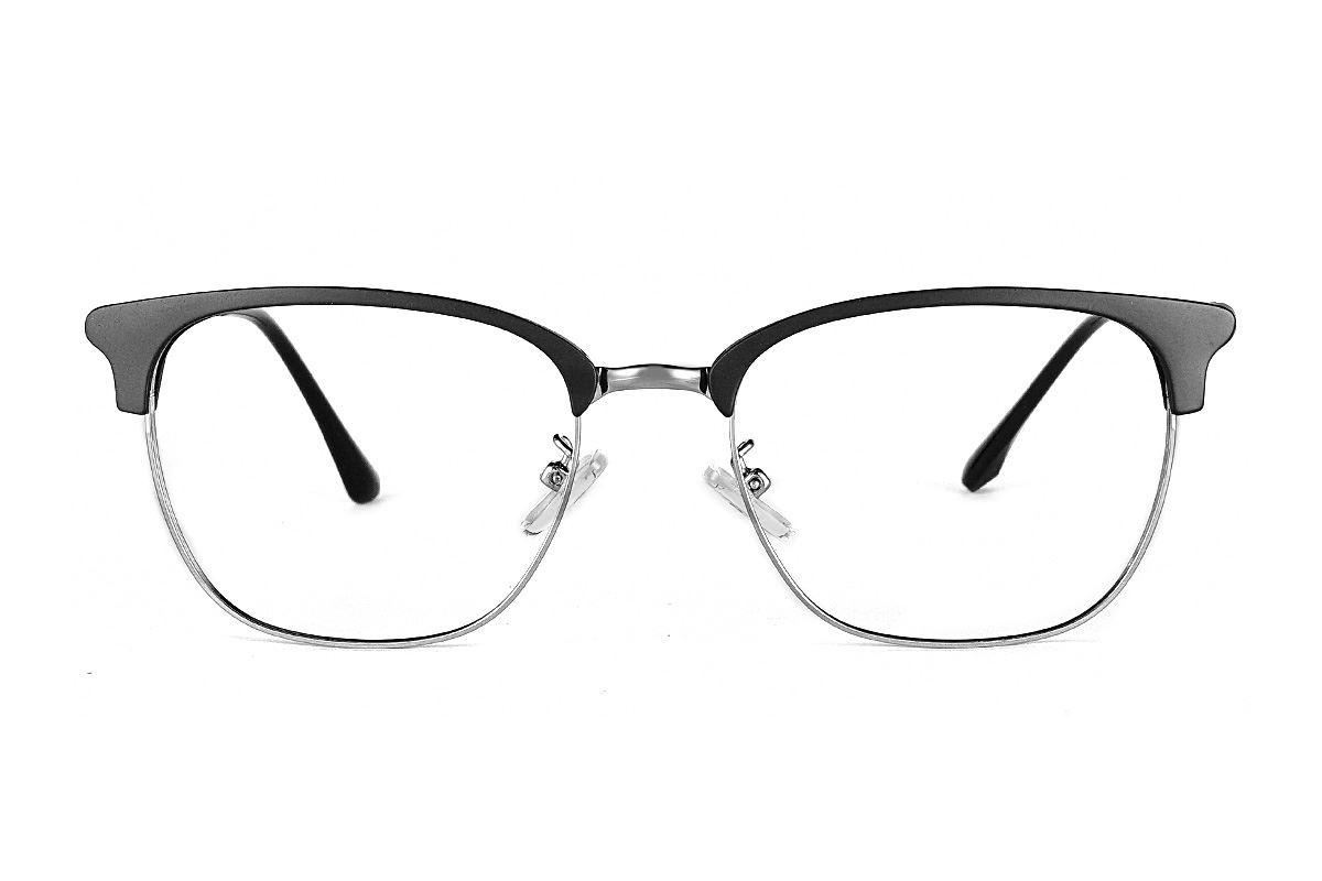眉架質感眼鏡 11005-C32