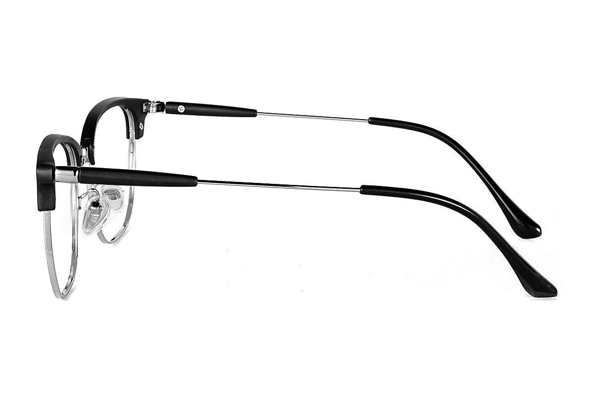 眉架質感眼鏡 11005-C33