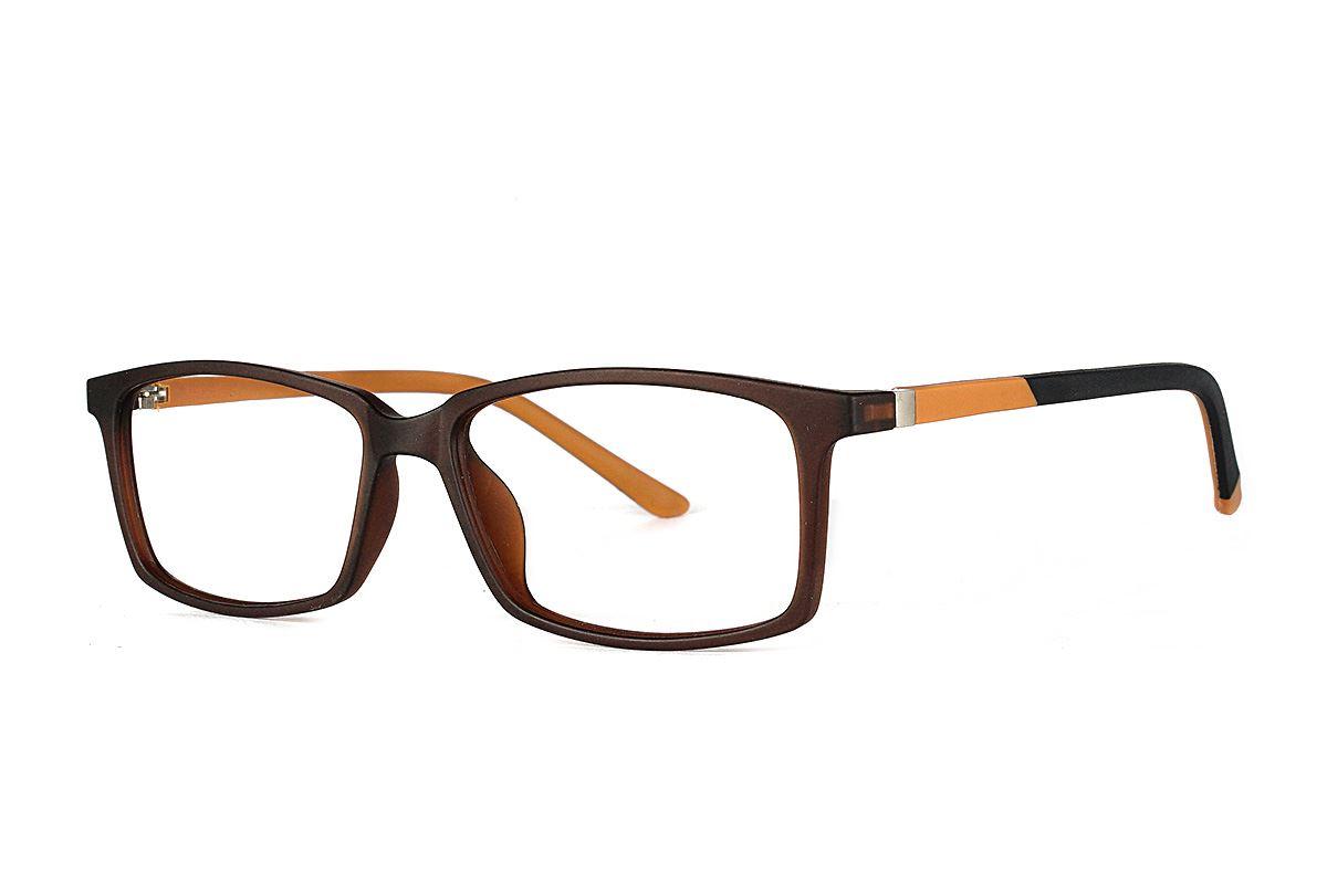TR膠框眼鏡 R3013-C81