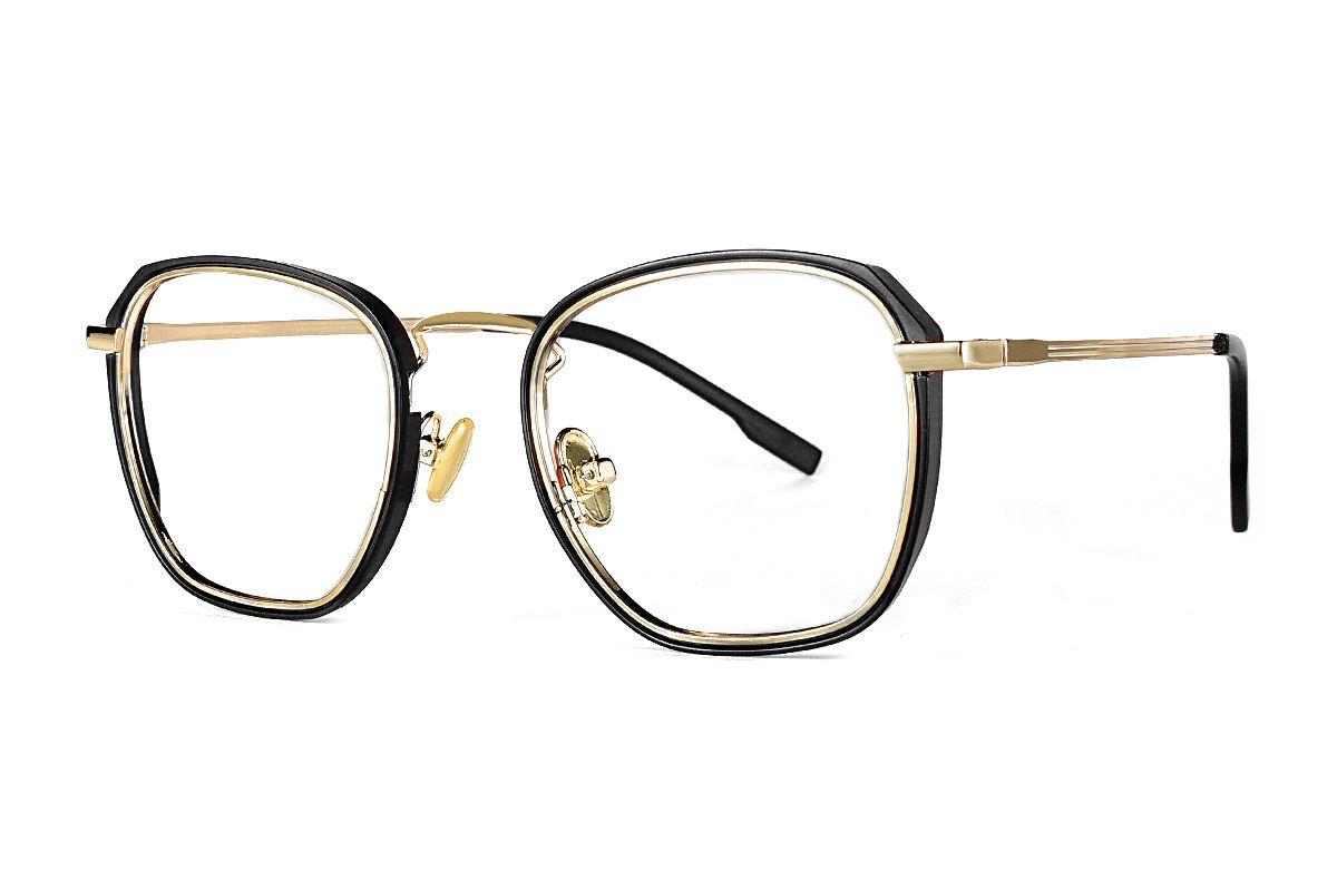 嚴選質感復古眼鏡 22803-C11