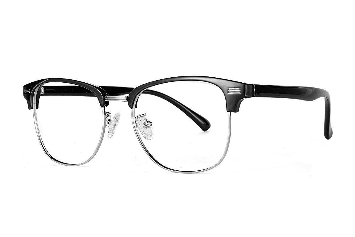 眉架質感眼鏡 3036-C31