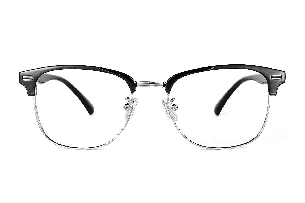 眉架質感眼鏡 3036-C32