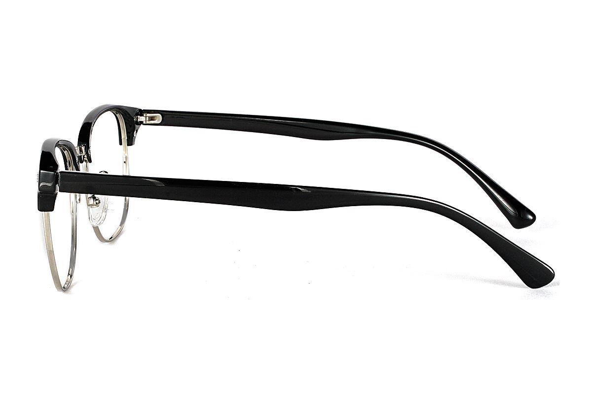 眉架質感眼鏡 3036-C33