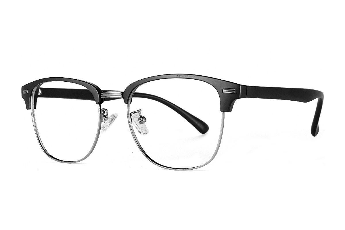 眉架质感眼镜 3036-C21