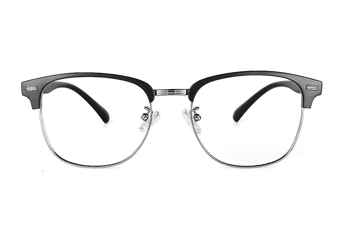 眉架质感眼镜 3036-C22