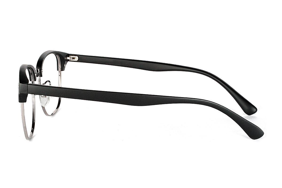 眉架质感眼镜 3036-C23