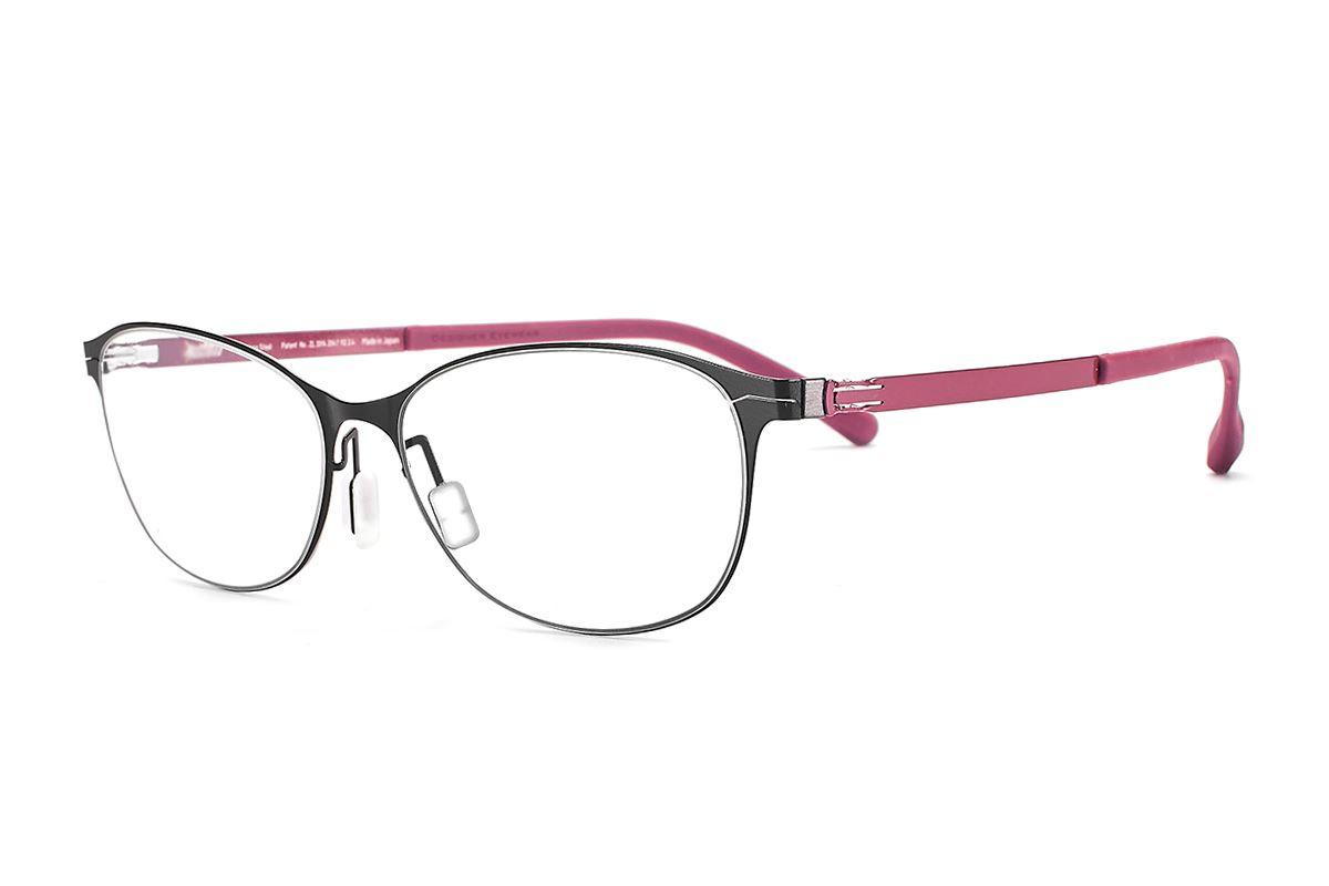 嚴選日製薄剛眼鏡 FX2S-1507-631