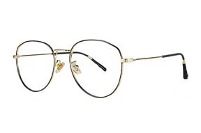 眼鏡鏡框-稜角飛行員眼鏡 9889-C12