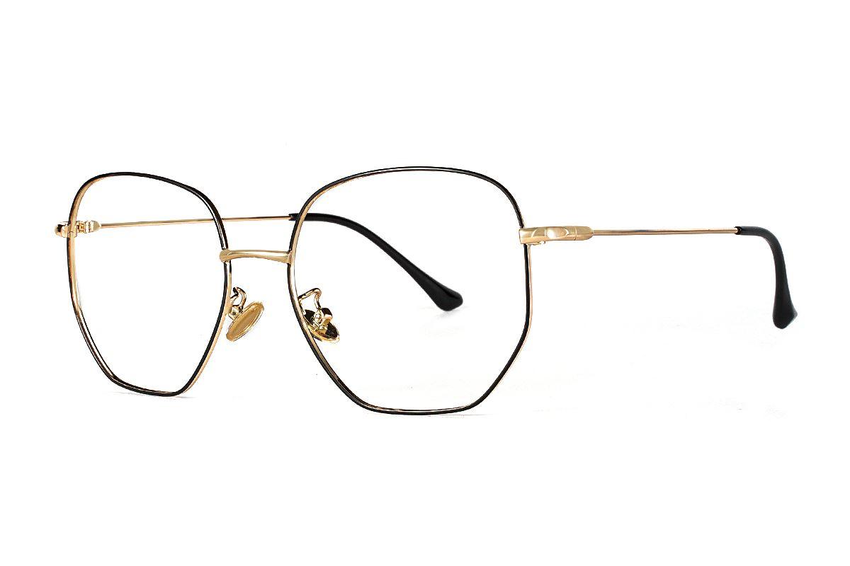 多角方形眼鏡 50001-C21