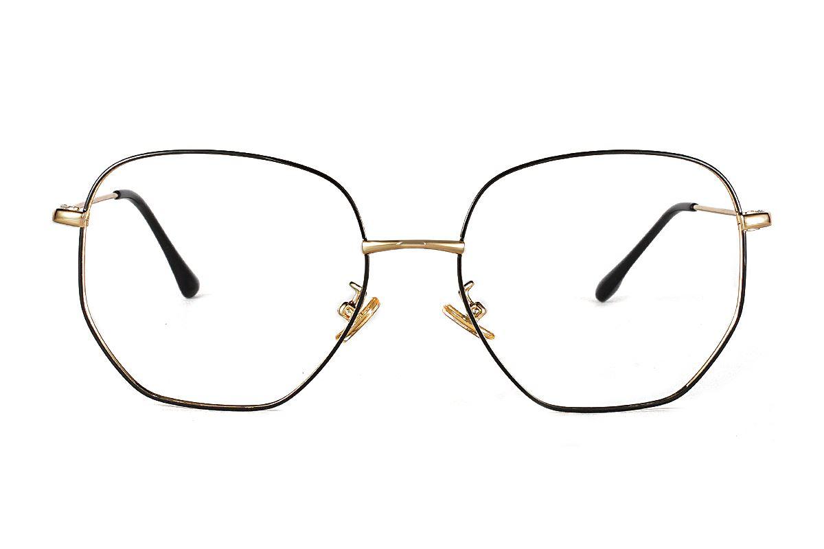 多角方形眼鏡 50001-C22