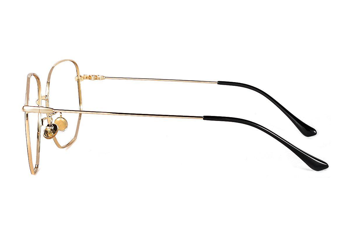 多角方形眼鏡 50001-C23