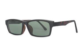 太阳眼镜-前挂偏光太阳眼镜 FTJ018-02